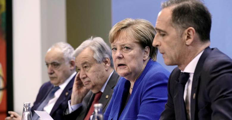 Photo of Berlin conference touches upon the core of Libya's crisis