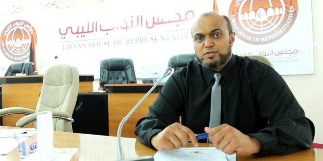 Photo of Al-Jaroushi: The 40 HoR members in Tripoli are wanted by justice