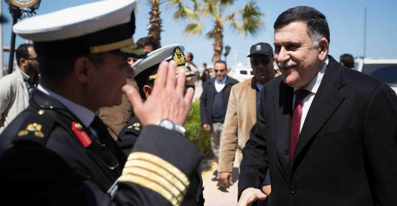 Photo of Fourth anniversary of Al-Sarraj's entry to Tripoli: Vanishing promises