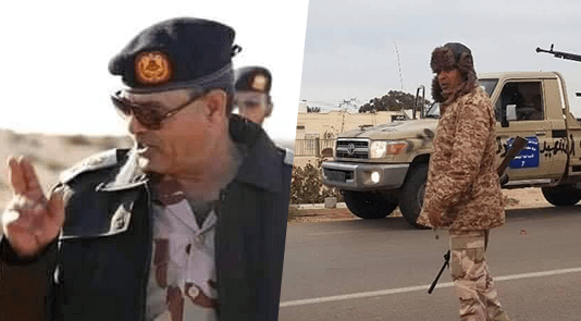 Photo of Turkish drone strike kills top LNA commander and his assistant in eastern Sirte