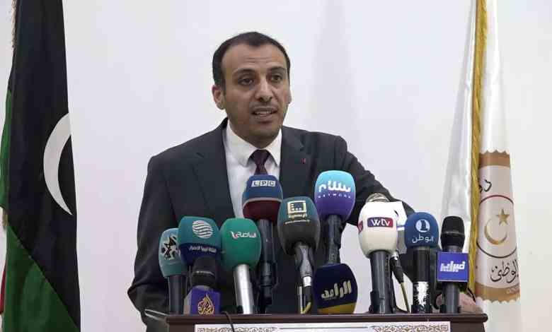 Photo of Libya's GNA Foreign Ministry: We don't rely on UNSMIL