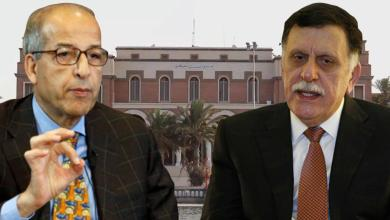 "Photo of Al-Sarraj and Al-Kabir's rift is widended as CBL warns of ""Libya's impoverishment"""