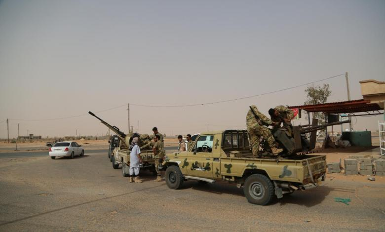 Photo of Bloomberg: Libya's future depends on the fighting for Sirte