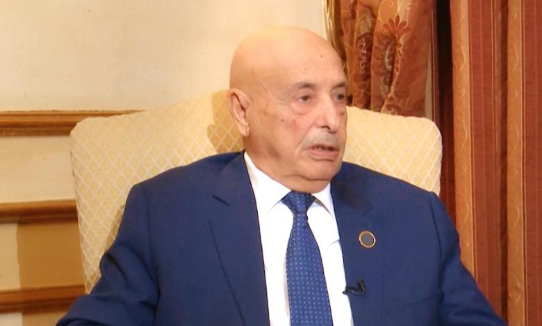 Photo of Speaker of Libyan HoR to visit Russia, his deputy reveals the agenda