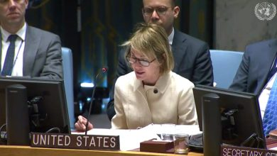 Photo of US reiterates need to respect UN arms embargo on Libya