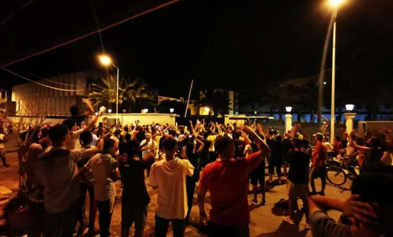 Photo of UN concerned about use of excessive force against protesters in Tripoli