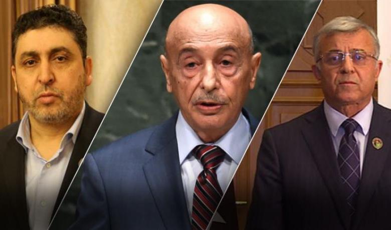 Photo of EU to lift sanctions on Aguila Saleh, Nuri Abu Sahmain and Khalifa Al-Ghwell