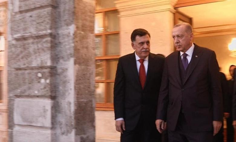 Photo of Retired Turkish General: Al-Sarraj's resignation shocked Erdogan's government