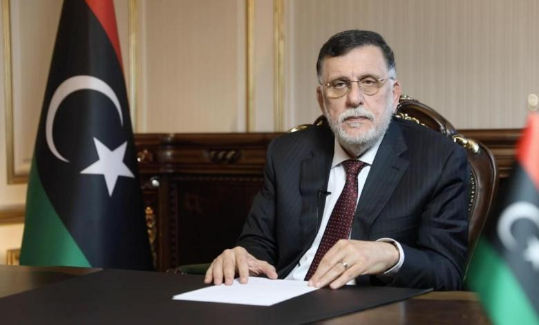 Photo of Al-Sarraj says to hand over power to new authority by end of next October at most