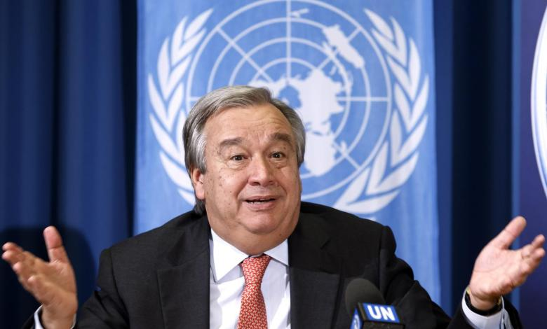Photo of UN Secretary-General: Ceasefire agreement is a major step for peace in Libya