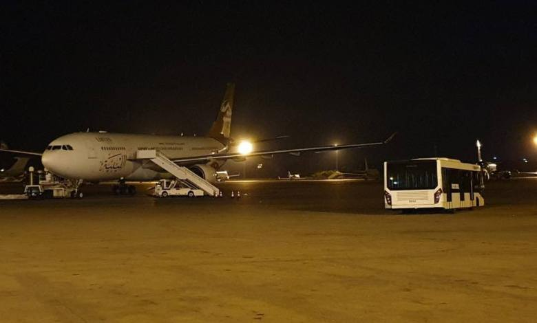 Photo of First UNSMIL comment on detention of Libyans coming from Benghazi at Tripoli's Mitiga airport