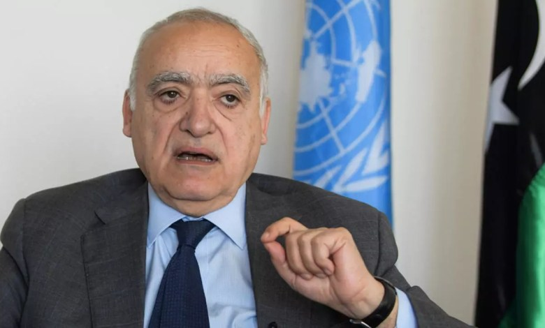 Photo of Salame says optimistic that Libyan Political Dialogue in Tunisia will end conflict