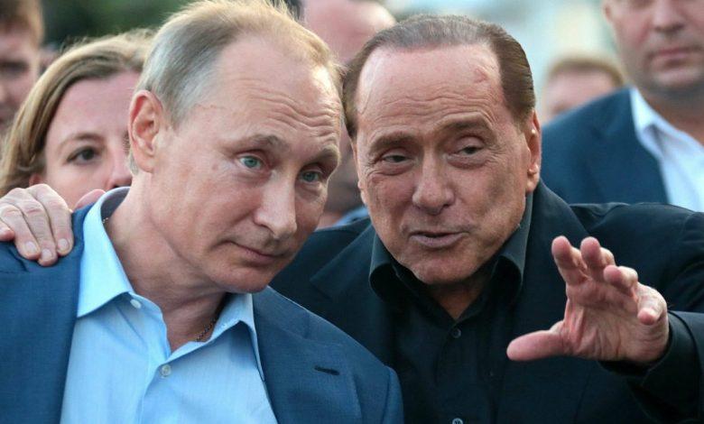 Photo of Berlusconi links Putin to release of Italian fishermen from Libya