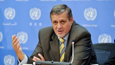 Photo of Guterres appoints Jan Kubis as Libya envoy to succeed Salame