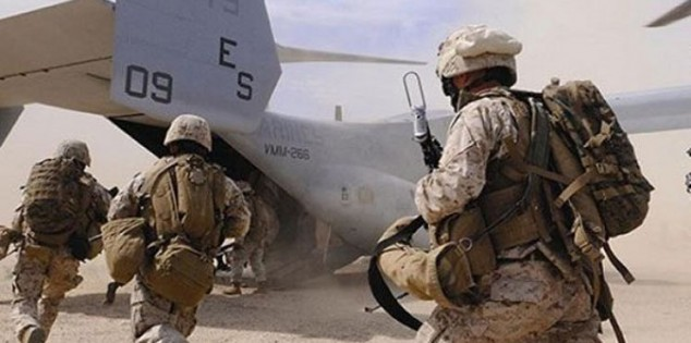 """Photo of 218News: US military trainers, linked to Operation """"Snake Hunt"""" arrive in Libya"""