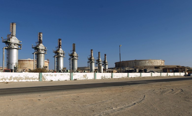 Photo of Source to 218News: Oil exports resumed after 3-day suspension over weather conditions