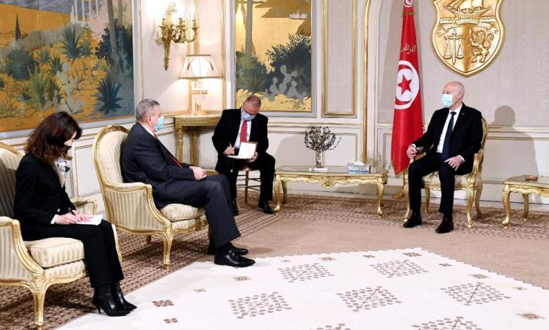 Photo of UN envoy to Libya meets Tunisian President in Tunis