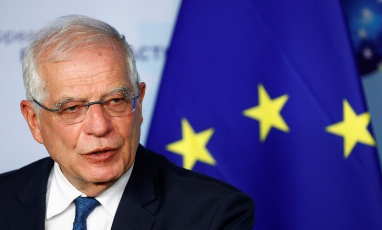 Photo of Borrell: EU to support Dbeibah's government