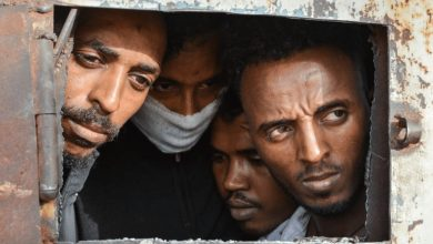 Photo of Notorious Ethiopian human trafficker who operated in Libya arrested
