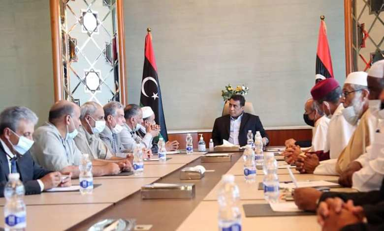 Photo of Menfi reiterates need for removing all foreign forces and mercenaries from Libya