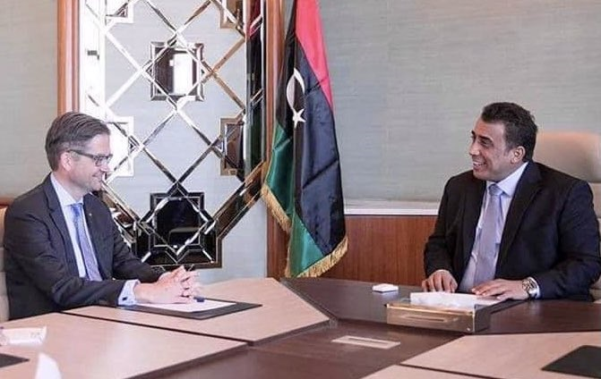 Photo of Germany invites Menfi to attend Berlin 2 Conference on Libya