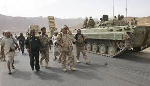 Yemeni army closes in on presidential palace in Taiz