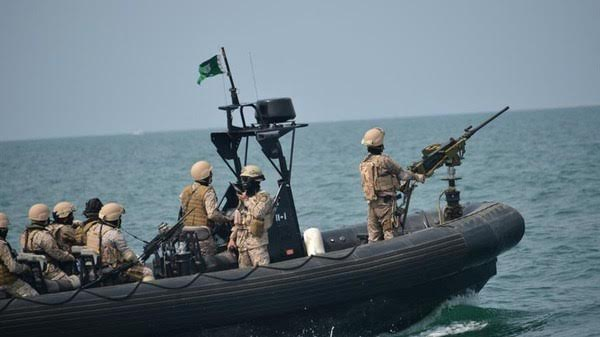 Saudi navy arrests 3 Iranian Revolutionary Guards off Saudi coast