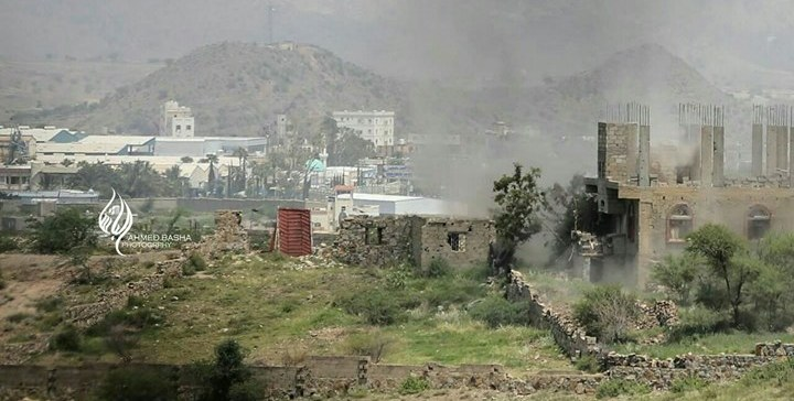 NA's military operations continue in Taiz