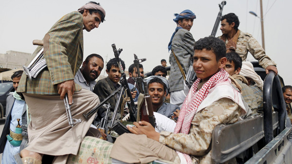 Yemenis are subjected to systemic violations by the Houthi-Saleh militias, official says