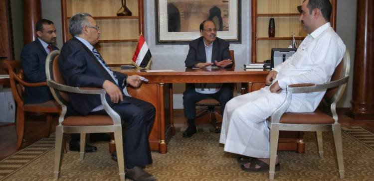VP stresses the leadership's determination to restore state institutions