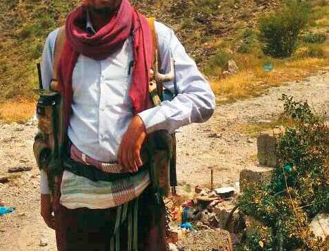 In Yemen, skilled professionals proudly take up arms