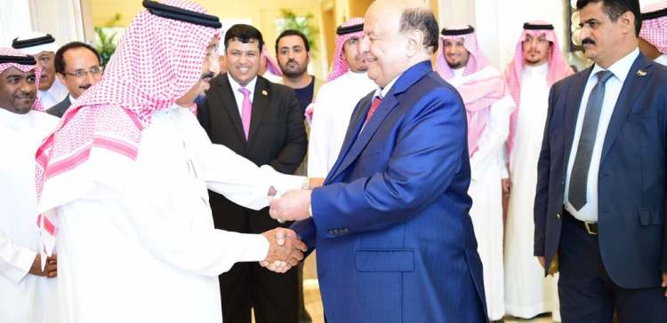 Saudi King receives President Hadi in Morocco