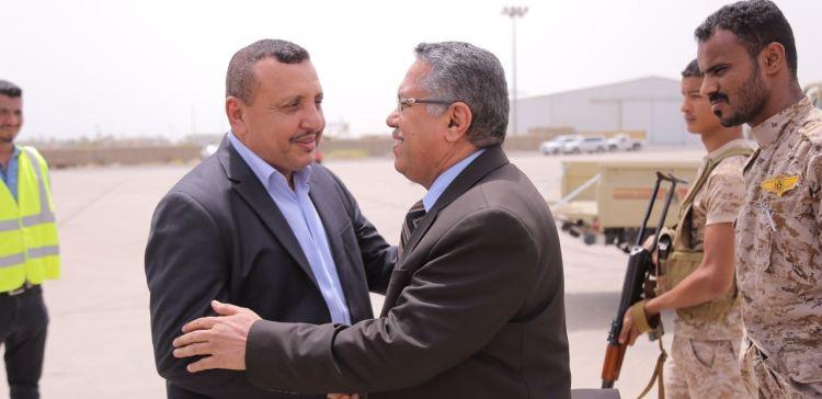 Prime Minister returns to Aden