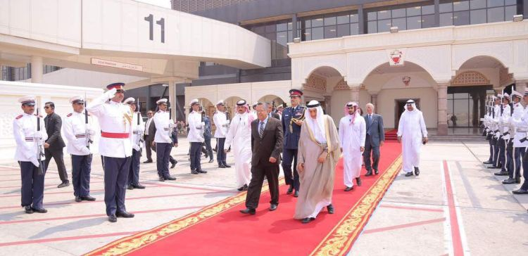 Prime Minister concludes successful visit to Bahrain