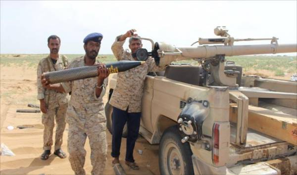 NA inflicts militia dozens of deaths and injuries in Hajja's Midi