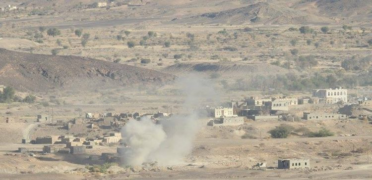 Battles renew between NA and rebels in Sana'a's Nihm