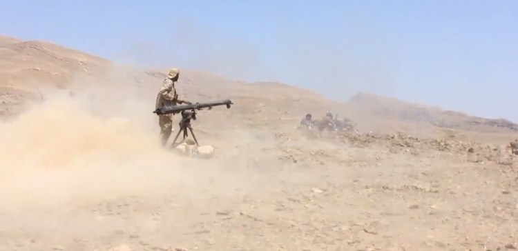 NA kills, wounds number of militias in Al-Jawf