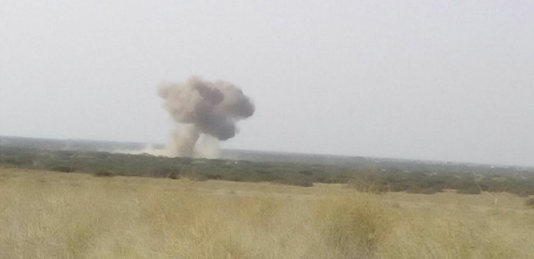 Airstrikes kill five militia leaders in Hajjah province