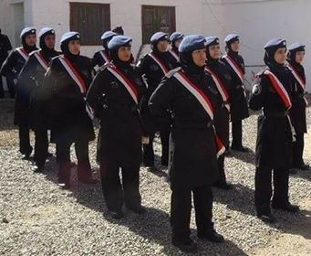 Dep. Interior Minister inaugurates training of Policewomen in Marib