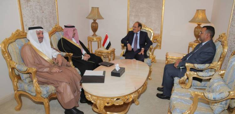 VP speaks highly of GCC support to the state and people of Yemen