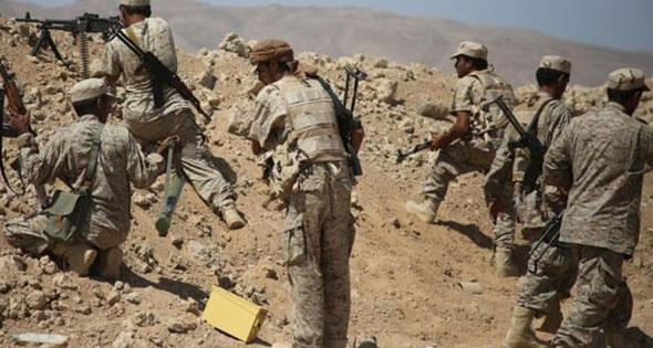 Scores of militia killed in clashes with NA in Al-Jawf.