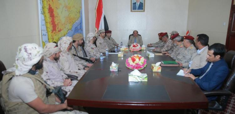 VP: accolades commanders of Coalition Forces