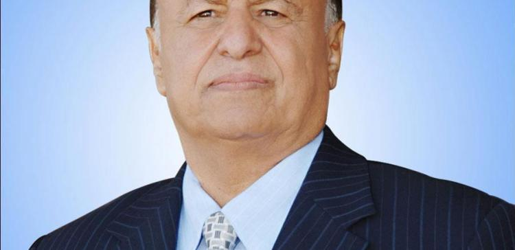 President Hadi follows combat operations in front-line battles
