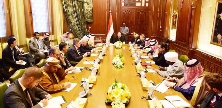 Military operations won't stop until all Yemeni territory is liberated, says Hadi