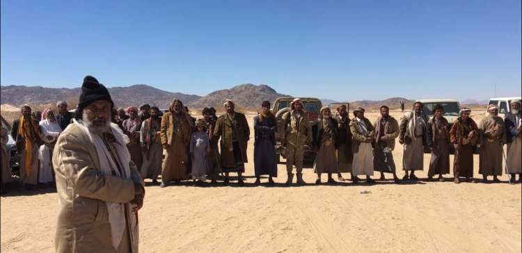 Troops, citizens jointly battling Houthi-militia, governor says