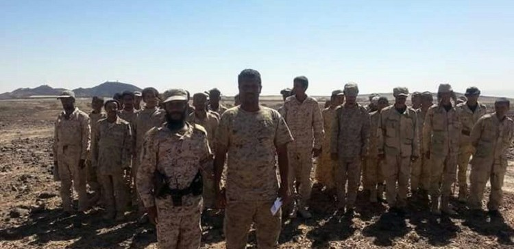 The army troops liberate fresh locations in Saada
