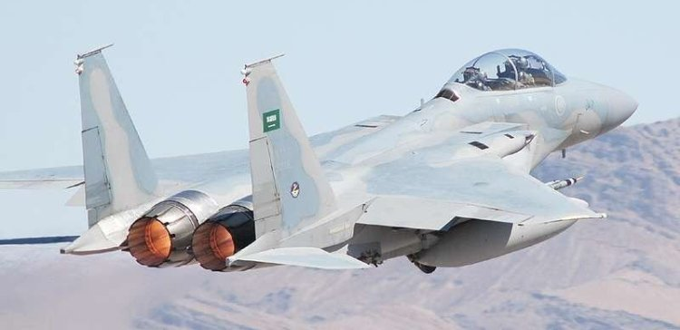 Airstrikes destroy military machines in Nehm