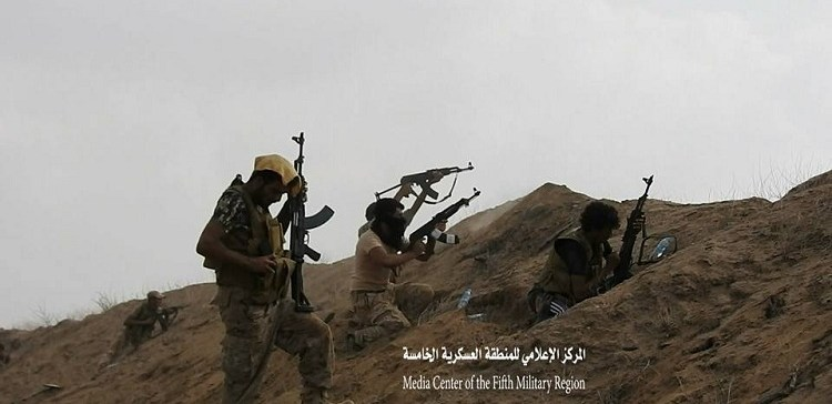 National Army makes gains in Hajjah's Haradh, over 70 militias killed
