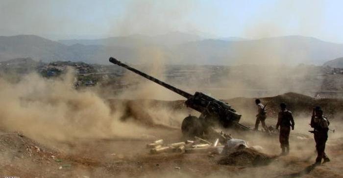 National Army liberates positions from Houthi militia in Saadah