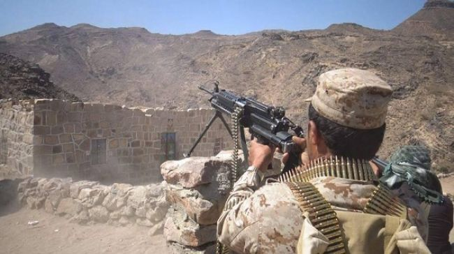 National Army controls strategic sites in Taiz